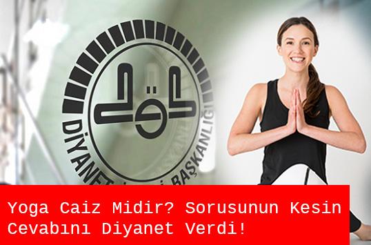 Yoga Caiz Midir Diyanet