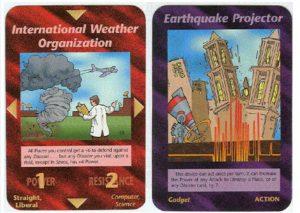 Depremler ve İllimünati Kartları