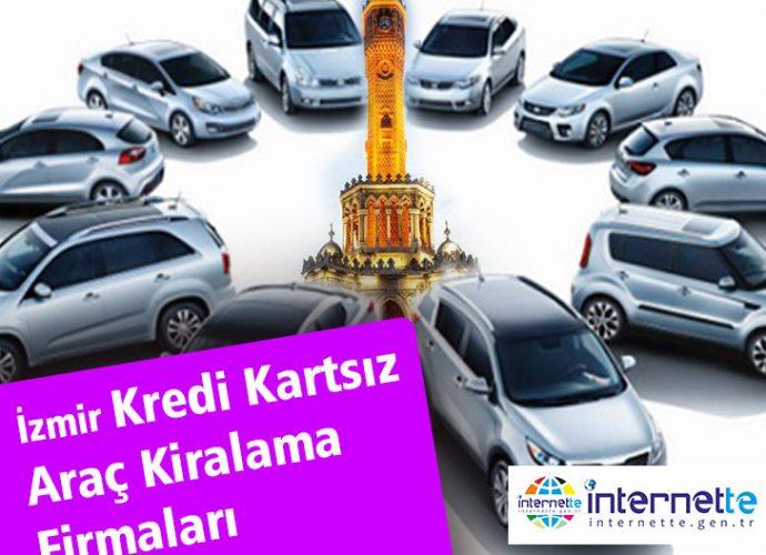 İzmir Kredi Kartsız Araç Kiralama